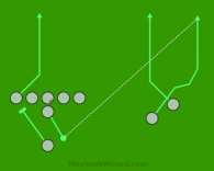 Pass 9 On 9 Flag Football Plays